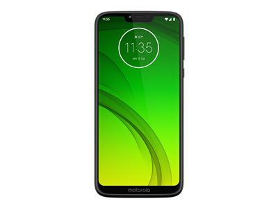 Motorola Moto G7 Power 6.2' 64GB 4G Sort