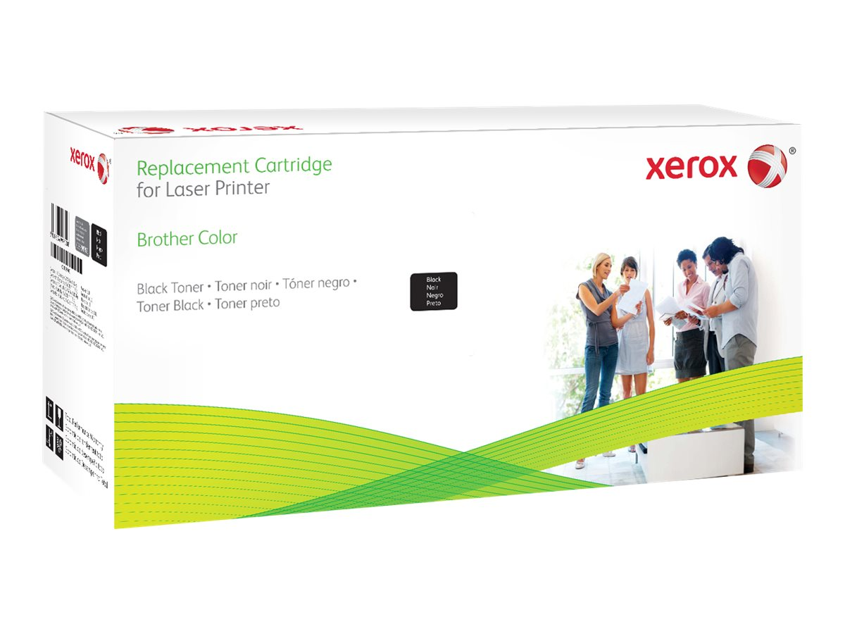 Xerox Brother HL-5240 - black - original - toner cartridge (alternative for: Brother TN580)