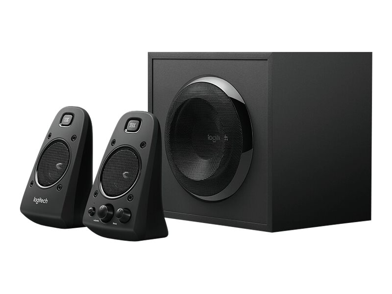 Logitech Z-623 - speaker system - for PC