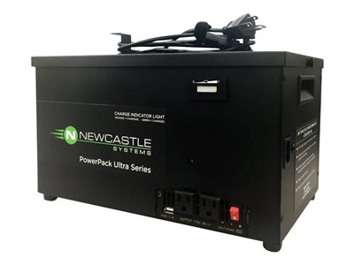 Newcastle Systems PowerPack 2.6 1-Battery System External battery pack lead acid 26 Ah