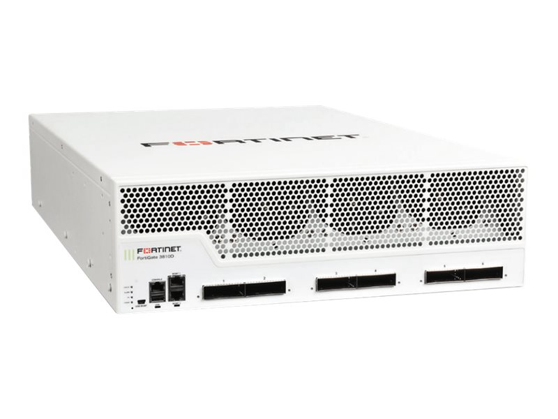 Fortinet FortiGate 3810D-DC - security appliance