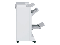 Xerox Professional Finisher with Booklet Maker - Finisher with stacker/stapler - 1550 sheets in 2 tray(s) - for Phaser 7800; WorkCentre 7525, 7530, 7535, 7545, 7556