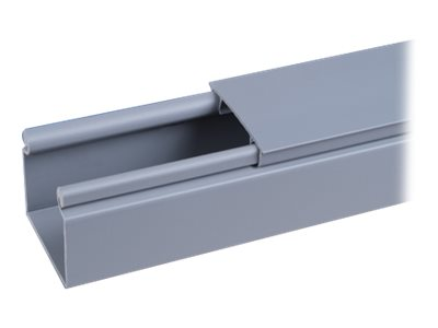 Panduit PANDUCT Type HS Hinged Cover Solid Wall Raceway - cable raceway base