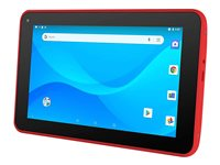 Ematic EGQ380RD Tablet Android 8.1 (Oreo) Go Edition 16 GB 7INCH (1024 x 600) red