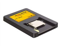 "DeLOCK 2½"" Drive SATA > Secure Digital Card - Kartenleser (SD, SDHC)"