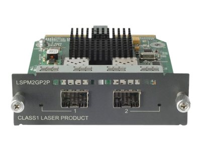 HPE - expansion module - 2 ports