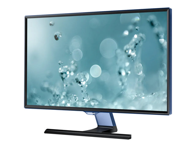 "Samsung SE390 Series S24E390HL - Écran LED - 24"" (23.6"" visualisable) - 1920 x 1080 Full HD (1080p) - Plane to Line Switching (PLS) - 250 cd/m² - 1000:1 - 4 ms - HDMI, VGA - noir glacé"
