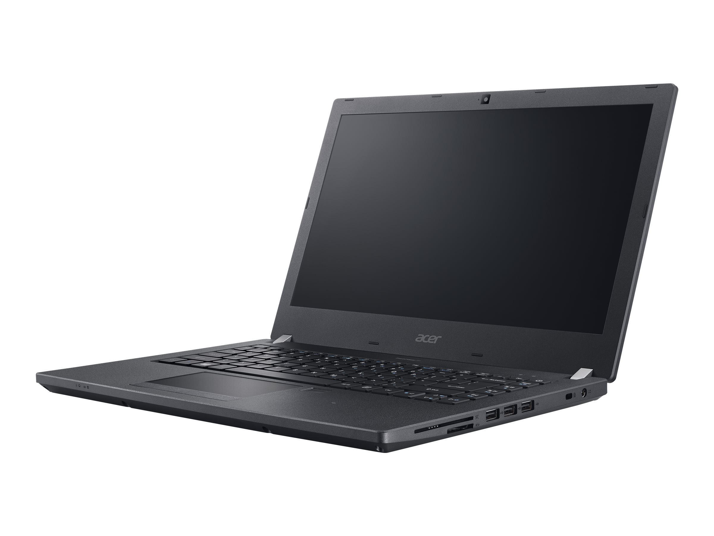 Acer TravelMate P459-M-74CD - Core i7 6500U / 2.5 GHz - Win 7 Pro 64-bit / Win 10 Pro 64-bit - 8 GB RAM - 256 GB SSD + 1 TB HDD - 39.6 cm (15.6z) IPS 1920 x 1080 (Full HD)