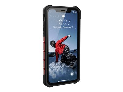 Rugged Case for iPhone XR [6.1-inch screen] - Plasma Magma