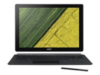 Acer Switch 7 SW713-51GNP-879G Black Edition tablet with detachable keyboard