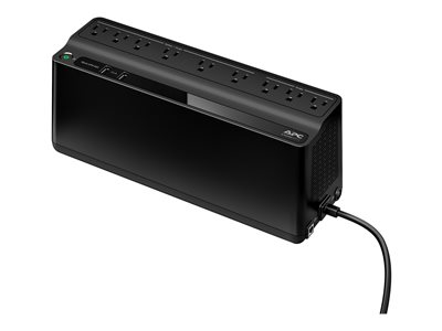 APC Back-UPS BE850M2 UPS AC 120 V 450 Watt 850 VA output connectors: 9 black image
