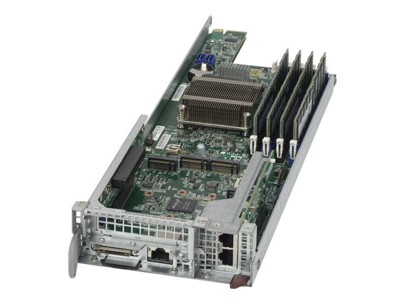 Supermicro SuperServer 5038MD-H8TRF - rack-mountable - Xeon D-1541 2.1 GHz - 0 GB