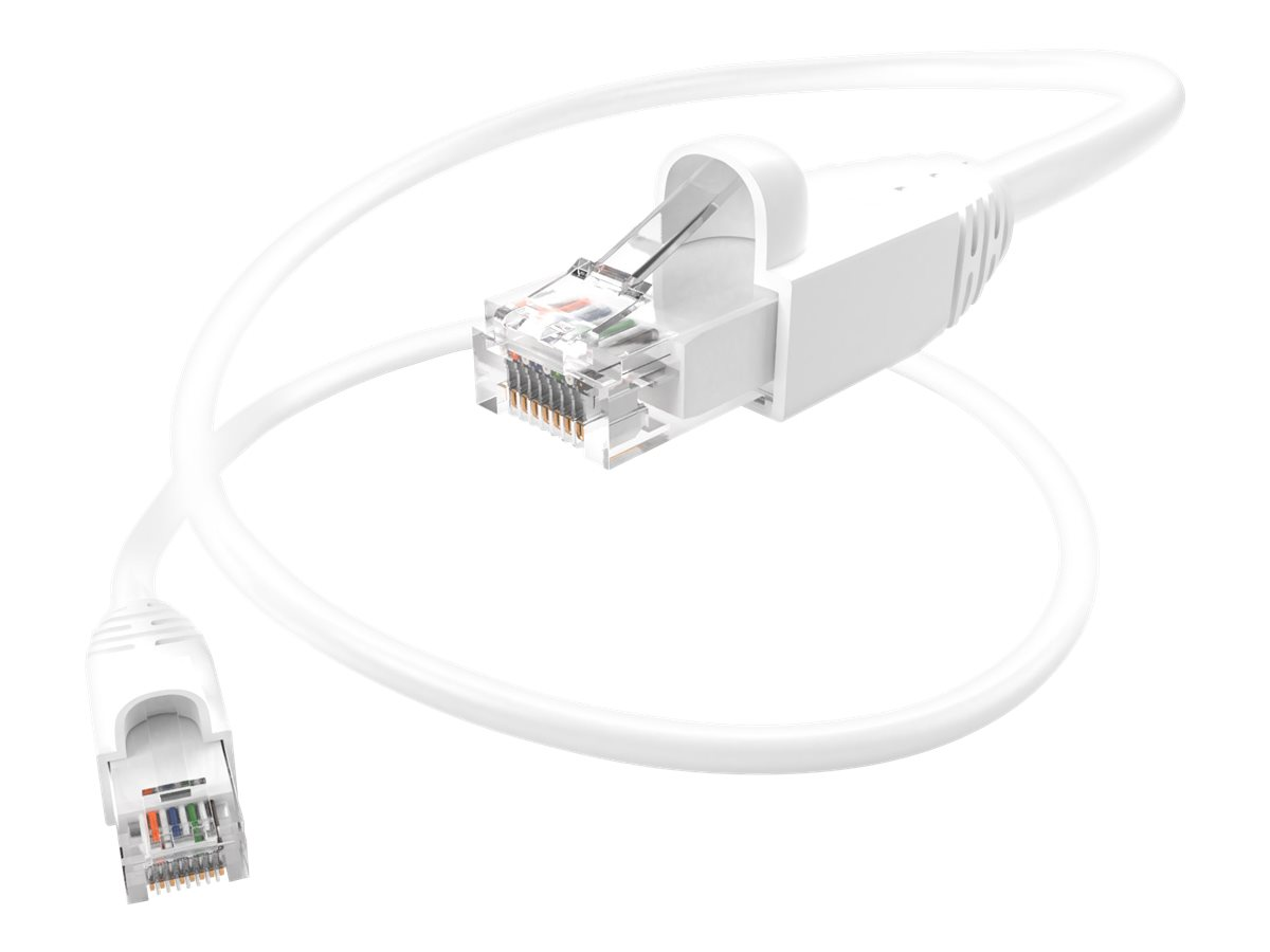 Oncore patch cable - 10.7 m - white