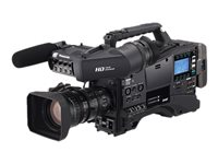 Panasonic P2 HD-AG-HPX610PJH Camcorder 1080p / 60 fps body only P2 Card
