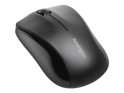 Kensington Mouse for Life Mouse right and left-handed optical 3 buttons wireless