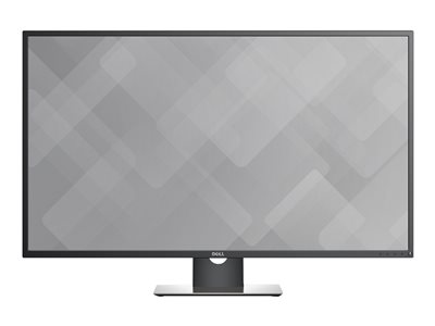 Dell P4317Q LED monitor 43INCH (42.51INCH viewable) 3840 x 2160 4K IPS 350 cd/m² 1000:1