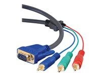 C2G Ultima HDTV Component Video Breakout Cable