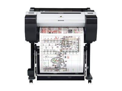 Canon imagePROGRAF iPF685 24INCH large-format printer color ink-jet Roll A1 (24 in)