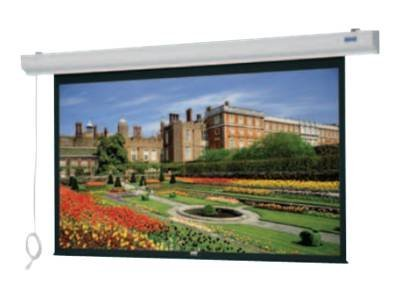Da-Lite Designer Contour Electrol with Built-in Infrared Remote HDTV Format Projection screen