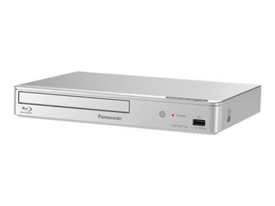 Panasonic DMP-BDT168EG Blu-ray Player, silber