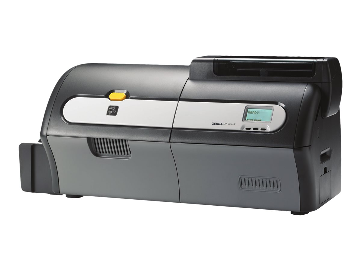 Zebra ZXP Series 7 - plastic card printer - color - dye sublimation/thermal transfer
