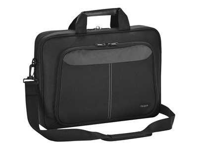 Targus Intellect Sleeve with Strap Notebook carrying case 15.6INCH black image