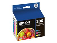 Epson 200 Multi-Pack Yellow, cyan, magenta original ink cartridge