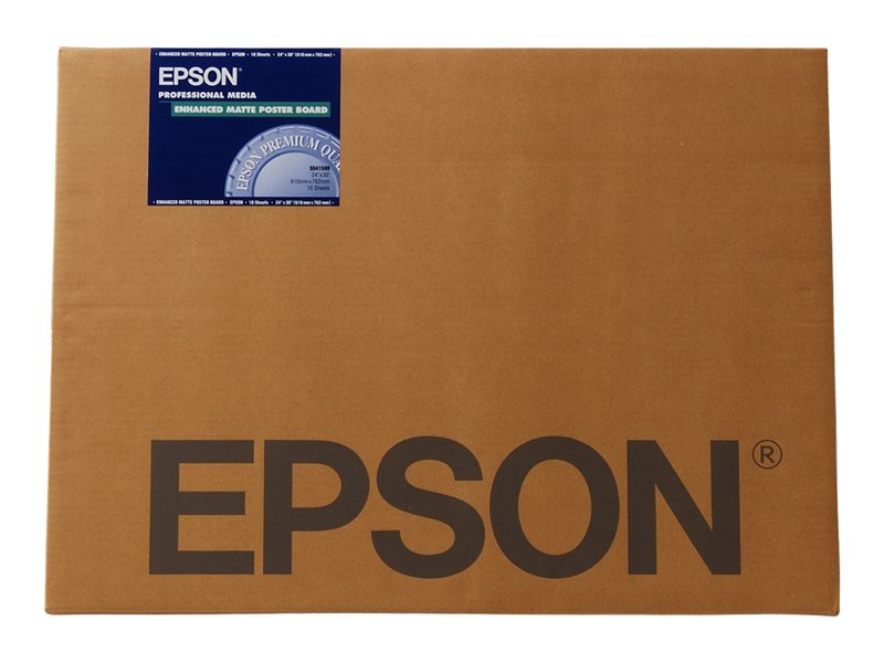 Epson Enhanced - poster - 20 feuille(s) - A2