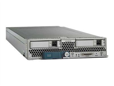 Cisco UCS B200 M3 Blade Server Server blade 2-way no CPU RAM 0 GB SAS hot-swap 2.5INCH