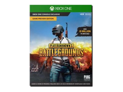 PlayerUnknownFEETs Battlegrounds Xbox One