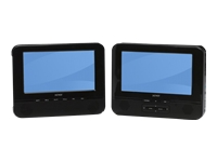 DENVER MTW-746TWIN - DVD-Player