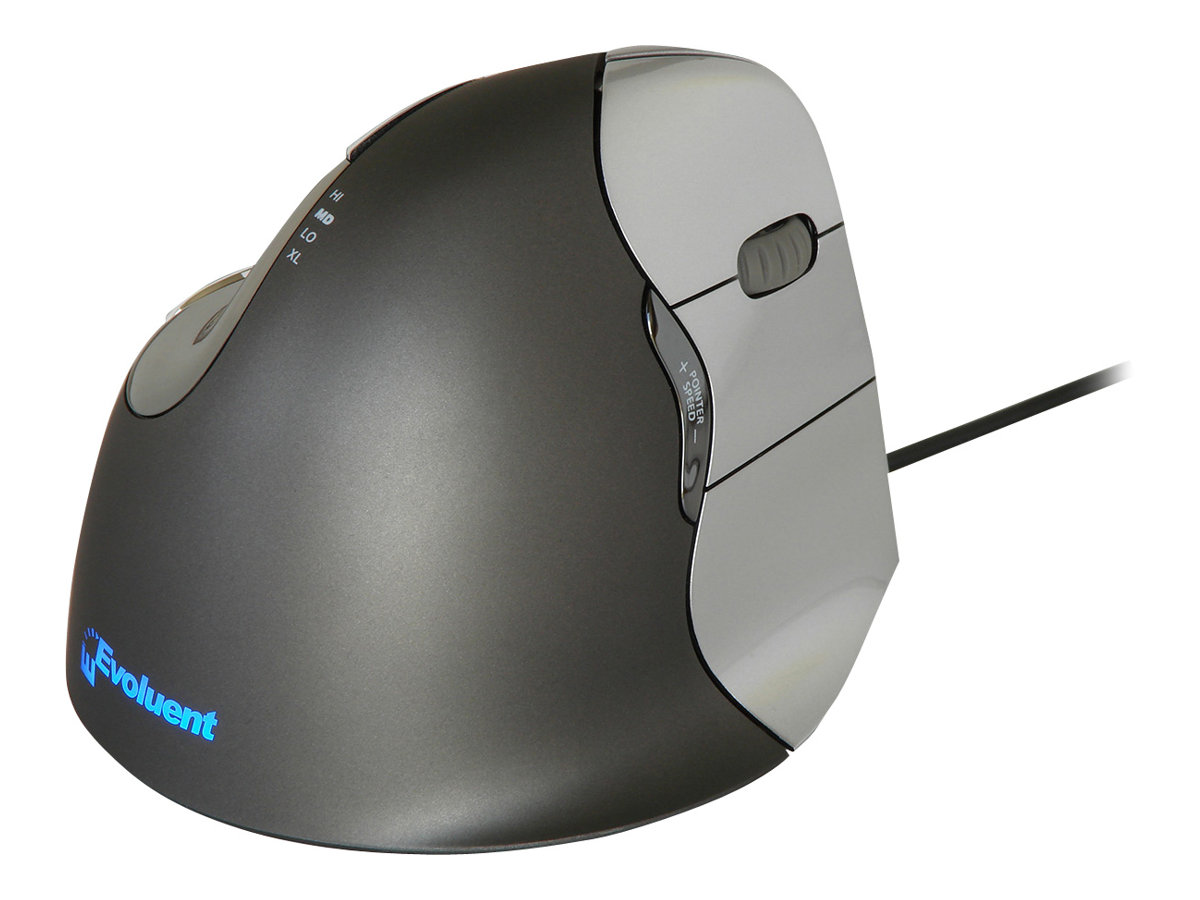 Evoluent VerticalMouse 4 - mouse - USB