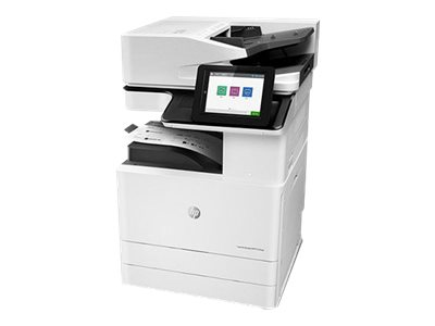 Copieur LaserJet Managed MFP HP E82540dn - vitesse 40ppm vue 3/4 droite