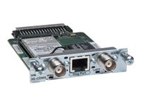 Cisco Third-Generation Wireless WAN High-Speed WAN Interface Card Wireless cellular modem 3G