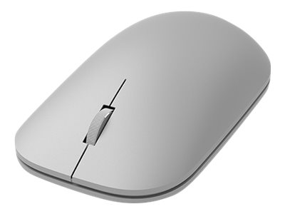 Microsoft Modern Mouse - mouse - Bluetooth 4 0 - soft silver