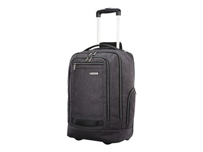 Samsonite Modern Utility Convertible Wheeled Backpack Notebook carrying backpack/trolley