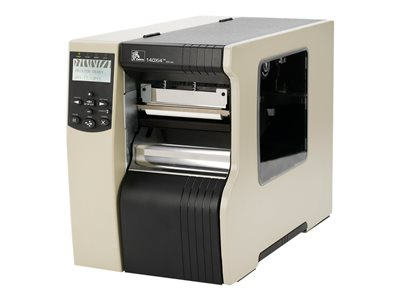 Zebra Xi Series 140Xi4 Label printer DT/TT Roll (5.5 in) 203 dpi up to 840.9 inch/min