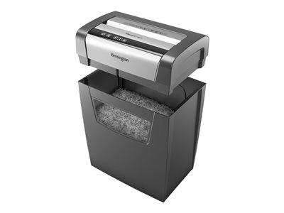 Kensington OfficeAssist M100 Anti-Jam Cross Cut Shredder - shredder