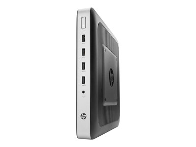 HP t630 Thin client tower 1 x GX-420GI 2 GHz RAM 8 GB flash 16 GB Radeon R7E GigE  image