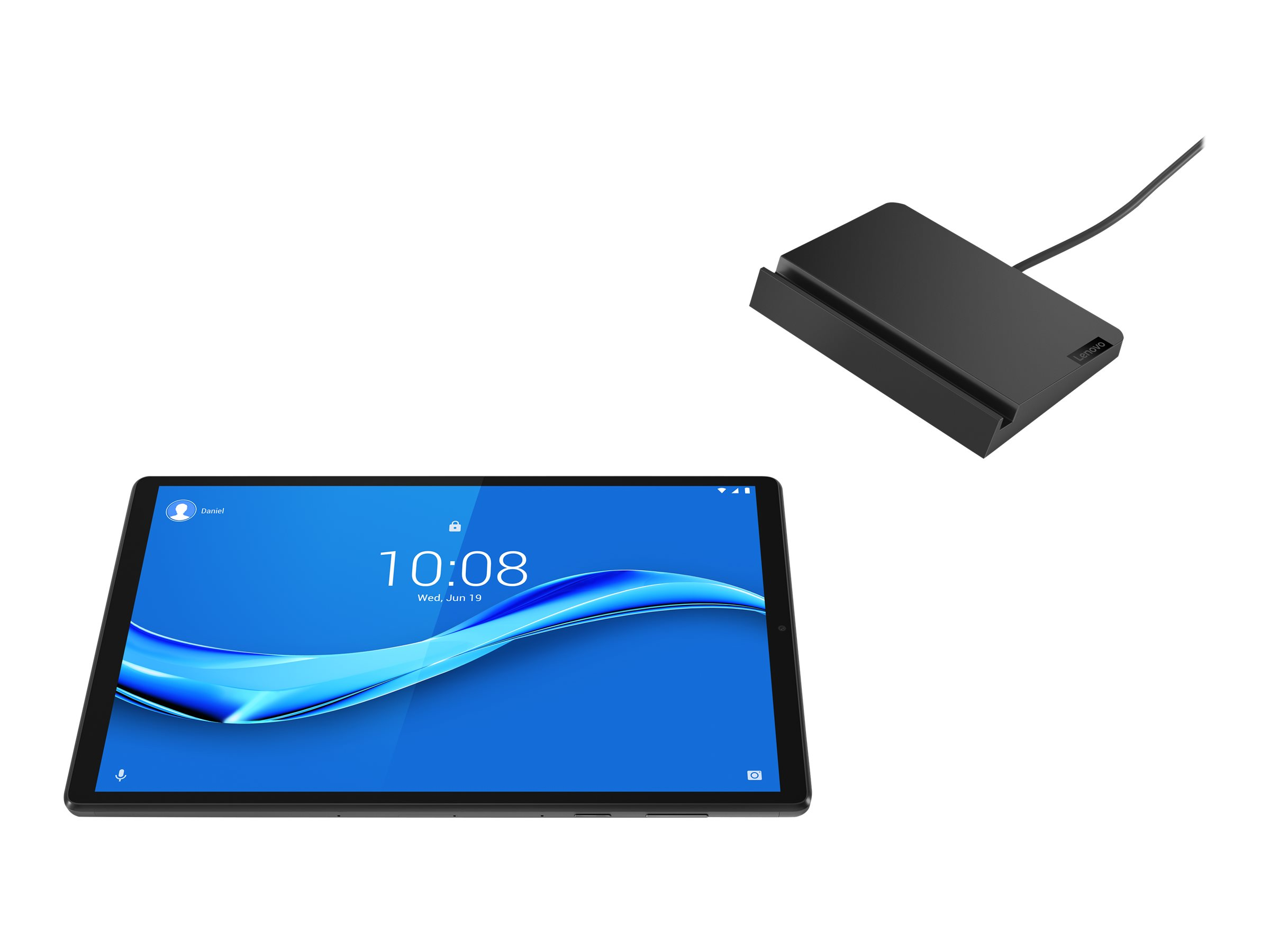 Lenovo Tab M10 FHD Plus (2nd Gen) ZA5T - tablet - Android 9.0 (Pie) - 64 GB - 10.3""