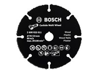Bosch Carbide Multi Wheel - Disque à tronçonner