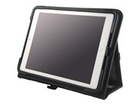 Higher Ground PROTEx Flip cover for tablet thermoplastic polyurethane (TPU) black