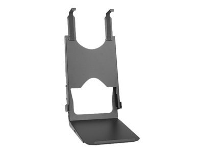 Chief FSB4090B Bracket for telephone / touch panel black mounting interface: 100 x 100 mm