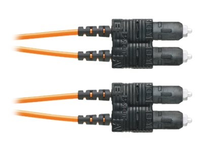 Panduit Opti-Core patch cable - 27 m - orange