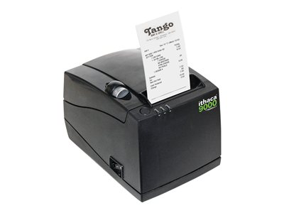 Ithaca 9000 Receipt printer two-color (monochrome) thermal paper  203 dpi