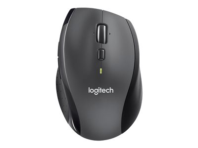 Logitech M705 Mouse right-handed laser wireless 2.4 GHz USB wirel