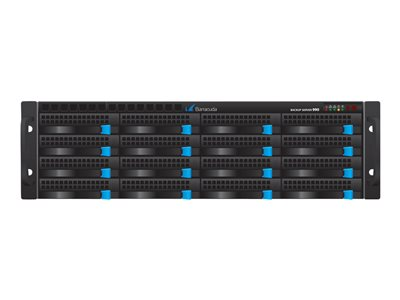 Barracuda Backup 991 Recovery appliance 10 GigE 3U rack-mountable