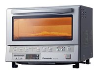 Panasonic FlashXpress NB-G110P Electric oven 1300 W silver