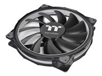 Thermaltake Riing PLUS 20 LED RGB Case Fan TT - Premium Edition