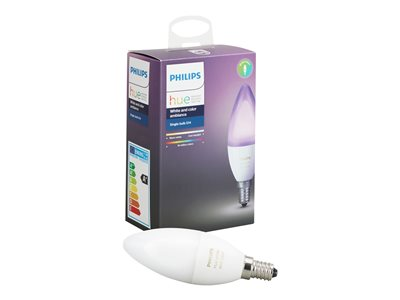 Philips Hue White and Color Ambiance 25000timer 6.5W